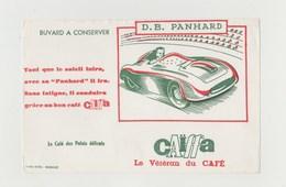 BUVARD CAIFFA Le Vétéran Du Café - D.B. PANHARD - Coffee & Tea
