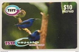 Birds Thin Plastic - Trinidad & Tobago