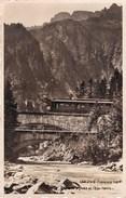 CHATELARD  --  --  TRAIN    --  Frontière - VS Valais