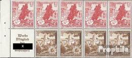 Deutsches Reich Hbl112 Postfrisch 1938 Ostlandschaften - Deutschland