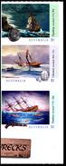 AUSTRALIA 2017 Shipwrecks S/A Ex Booklet** - 2010-... Elizabeth II