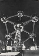 CPM - BRUXELLES - ATOMIUM - La Nuit - Bruxelles La Nuit