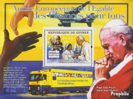 Guinea Block1389 Postfrisch 2007 Chancengleichheit - Guinea (1958-...)