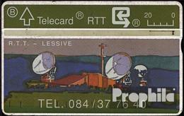 Belgien 80 20 Einheiten Gebraucht 1990 Lessive 3 - Belgien