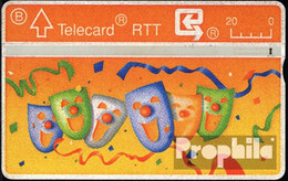 Belgien 70 20 Einheiten Gebraucht 1990 Karneval - Belgien