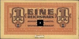 Deutsches Reich Rosenbg: 505 Gebraucht (III) 1942 1 Reichsmark Wehrmacht - 1933-1945: Drittes Reich