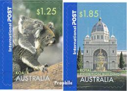 Australien 2659BA-2660BA (kompl.Ausg.) Postfrisch 2006 Gruß - Mint Stamps