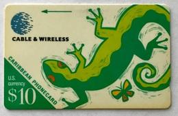 Lizard (St. Lucia 2nd Edition) - Saint Lucia