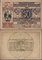 Nussendorf Notgeld Der Gemeinde Nussendorf Bankfrisch 1920 50 Heller - Oesterreich
