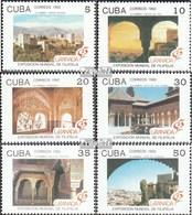 Kuba 3571-3576 (kompl.Ausg.) Postfrisch 1992 Briefmarkenausstellung - Cuba