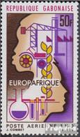 Gabun 362 (kompl.Ausg.) Postfrisch 1970 Europafrique - Gabun (1960-...)