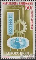Gabun 202 (kompl.Ausg.) Postfrisch 1964 Europafrique - Gabun (1960-...)