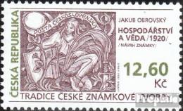 Tschechien 165 (kompl.Ausg.) Postfrisch 1998 Philatelie - Czech Republic