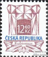 Tschechien 150 (kompl.Ausg.) Postfrisch 1997 Baustile - Czech Republic