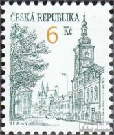 Tschechien 52 (kompl.Ausg.) Postfrisch 1994 Städte - Czech Republic
