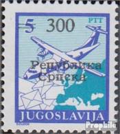 Serbische Republik Bos.-H 9C Postfrisch 1992 Freimarken - Serbia