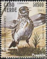 Kap Verde 450 (kompl.Ausg.) Postfrisch 1981 Vögel - Kap Verde