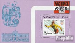 Kap Verde Block3 (kompl.Ausg.) Postfrisch 1981 Briefmarkenausstellung - Kap Verde