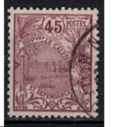 NOUVELLE CALEDONIE       N°  YVERT    99    ( 5)      OBLITERE       ( O   2/24 ) - New Caledonia