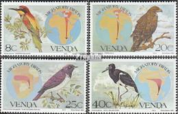 Südafrika - Venda 70-73 (kompl.Ausg.) Postfrisch 1983 Zugvögel - Venda