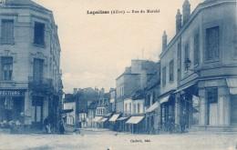 G144 - 03 - LAPALISSE - Allier - Rue Du Marché - Lapalisse