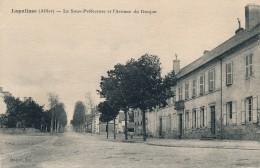G144 - 03 - LAPALISSE - Allier - La Sous-Préfecture Et L'avenue Du Donjon - Lapalisse