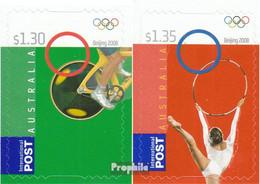 Australien 3045-3046 (kompl.Ausg.) Postfrisch 2008 Olympia - Mint Stamps