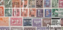 China Briefmarken-100 Verschiedene Marken - Coins & Banknotes