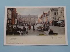 """"""" MANNEKEN PIS """" ( A. Laoureux & R. De Vuyst ) Brussel - Anno 1997 ( Zie Foto Details ) Copy !! - Bourses & Salons De Collections"""