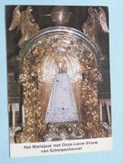 Het Mariajaar Met Onze-Lieve-Vrouw Van SCHERPENHEUVEL ( Zie Foto's ) Formaat PK / CP ! - Godsdienst & Esoterisme