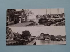 Groeten Uit DRIMMELEN  ( Fa. A. J. M. Lanen Winkel Jachthaven ) - Anno 1978 ( Zie Foto Details ) !! - Pays-Bas