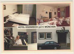 AK  München Hotel Eisenreich Garni - Muenchen