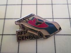 Pin1012b  Pin's Pins / Rare , Belle Qualité AUTOMOBILES / VOITURE ENDURANCE TYPE LE MANS  AFP CENPA POLE POSITION - Mercedes