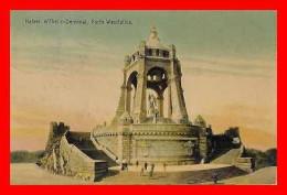 CPA PORTA WESTFALICA (Allemagne).  Kaiser Wilhelm-Denkmal. ..A560 - Porta Westfalica