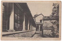 AR8 !!! VERNA COLONNATO DELLE STIMMATE E BASILICA 1930 F.P. !!! - Italia