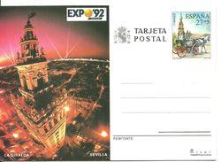 STATIONERY ESPAÑA - 1992 – Sevilla (España)