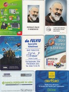 11161-N°. 31 CARTE VARIE EUROCONVERTITORI - Altre Collezioni