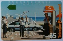 AUSTRALIA - Police Car Specimen - Ross Dolbel - Australia