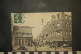 CP, 62, N° 176 - Berck Plage -rue Carnot - Berck