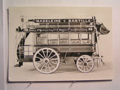 Paris - Musée Carnavalet - L'Omnibus Madeleine Bastille - Museos