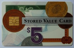 AUSTRALIA - Gemplus - Visa Trial - Credit Union - $5 - 06.96 - Geldkarten (Ablauf Min. 10 Jahre)