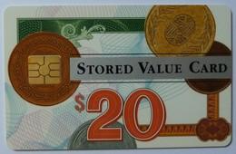 AUSTRALIA - Gemplus - Visa Trial - National Australia Bank - $20 - 06.96 - Geldkarten (Ablauf Min. 10 Jahre)