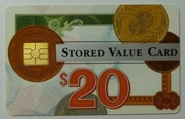 AUSTRALIA - Gemplus - Visa Trial - ANZ - $20 - 11.95 - Credit Cards (Exp. Date Min. 10 Years)