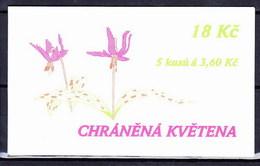 ** Tchéque République 1997 Mi 135 MH (ZS 51)), (MNH) - Nuevos