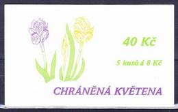 ** Tchéque République 1997 Mi 138 MH (ZS 54)), (MNH) - Nuevos