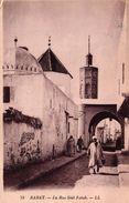 MAROC - RABAT - LA RUE SIDI FATAH - Rabat