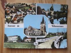 Souvenir De Villereversure - Francia