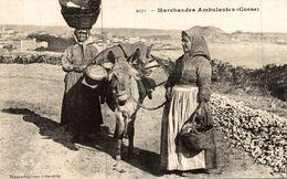 CORSE MARCHANDES AMBULANTES - France