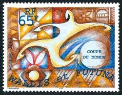 WALLIS ET FUTUNA 2002 - Yv. 569 ** TB  Cote= 2,30 EUR - Coupe Du Monde De Football  ..Réf.W&F21809 - Wallis And Futuna