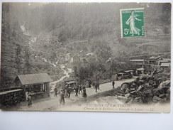 Cascade De Lutour - France